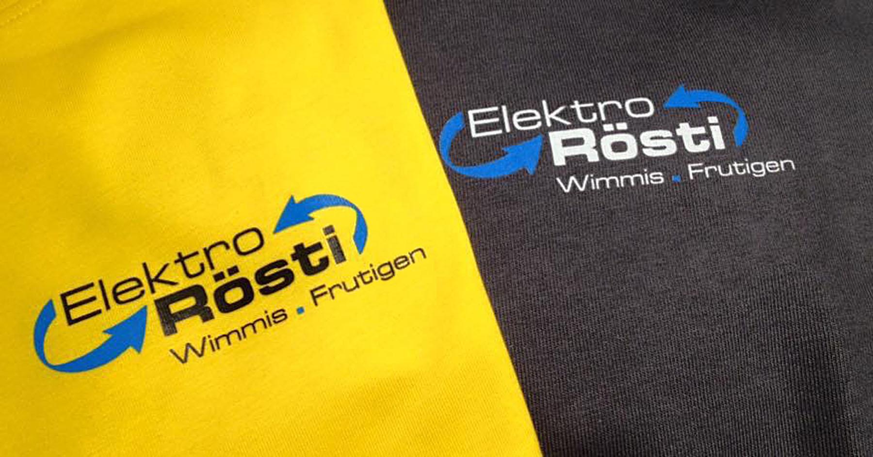 Rösti Elektro Arbeitskleidung