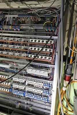Sicherungskasten Elektroinstallation Elektro Rösti Wimmis / Frutigen